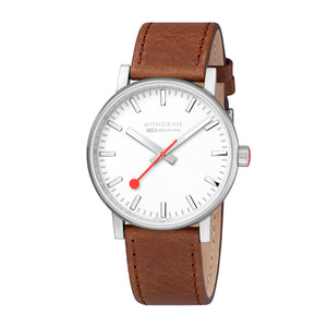 Mondaine MSE.40110.LG Gents watch