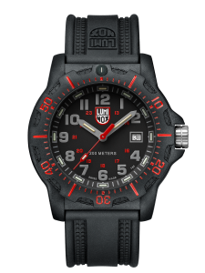 XL.8895 Luminox Black Ops on PU strap