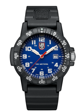 XS.0323.L Luminox Sea Turtle Giant blue/white dial