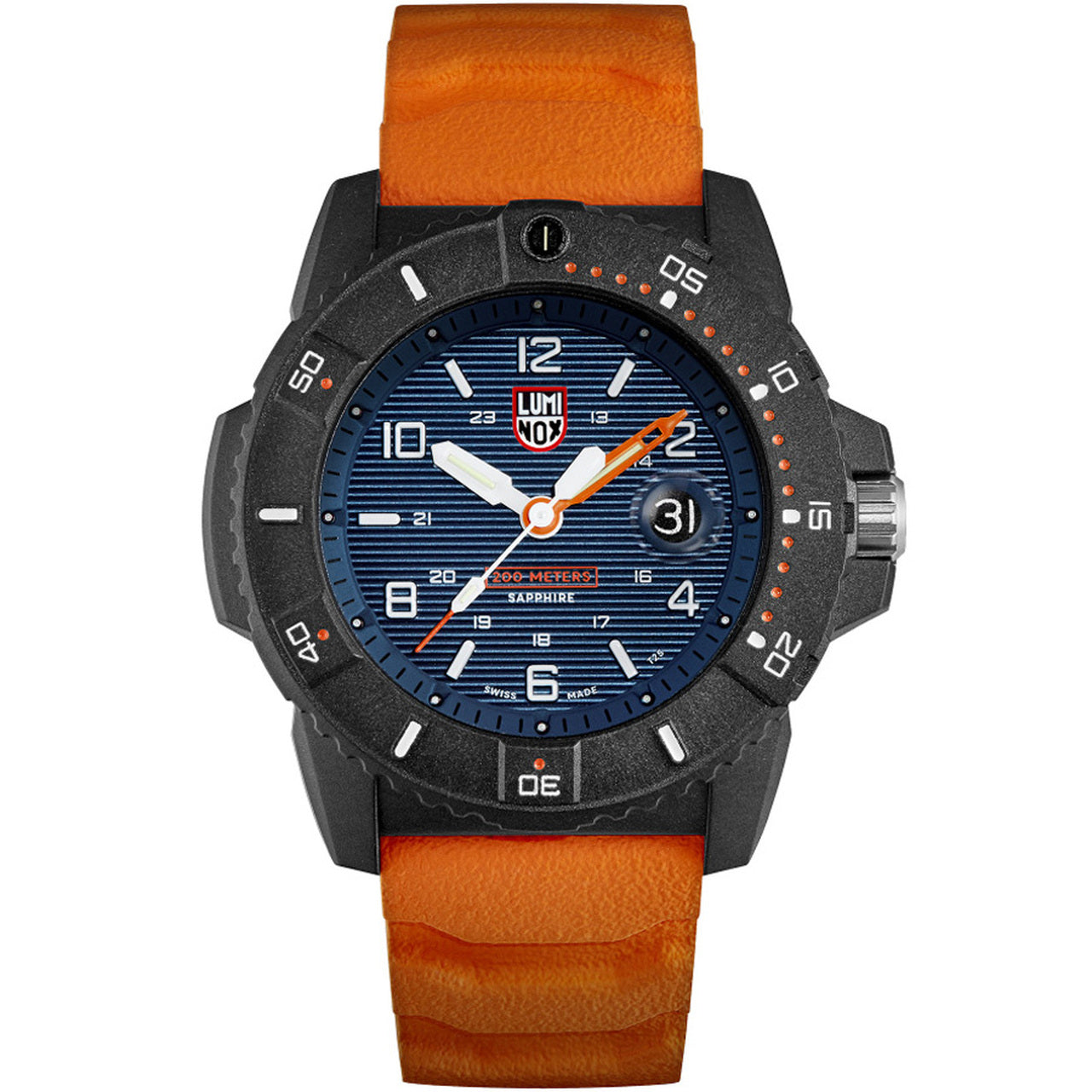 luminox Navy Seal, Carbon Case