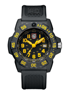 Luminox Navy Seal Black/Yellow dial xs.3505.l