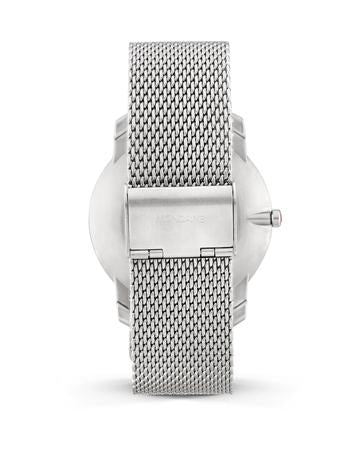 Mondaine Simply Elegant, 41 mm, stainless steel watch, A638.30350.16SBM
