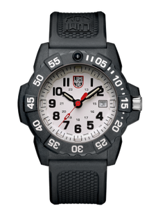 Luminox Navy Seals silver/grey dial