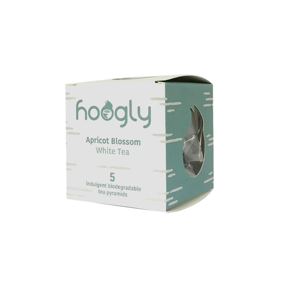Hoogly Biodegradable Pyramid Teabags