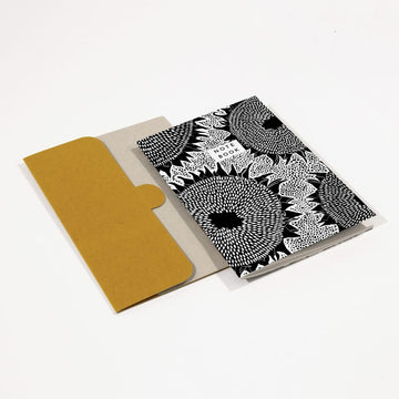 Sunflower Notebook + Folder (A5)