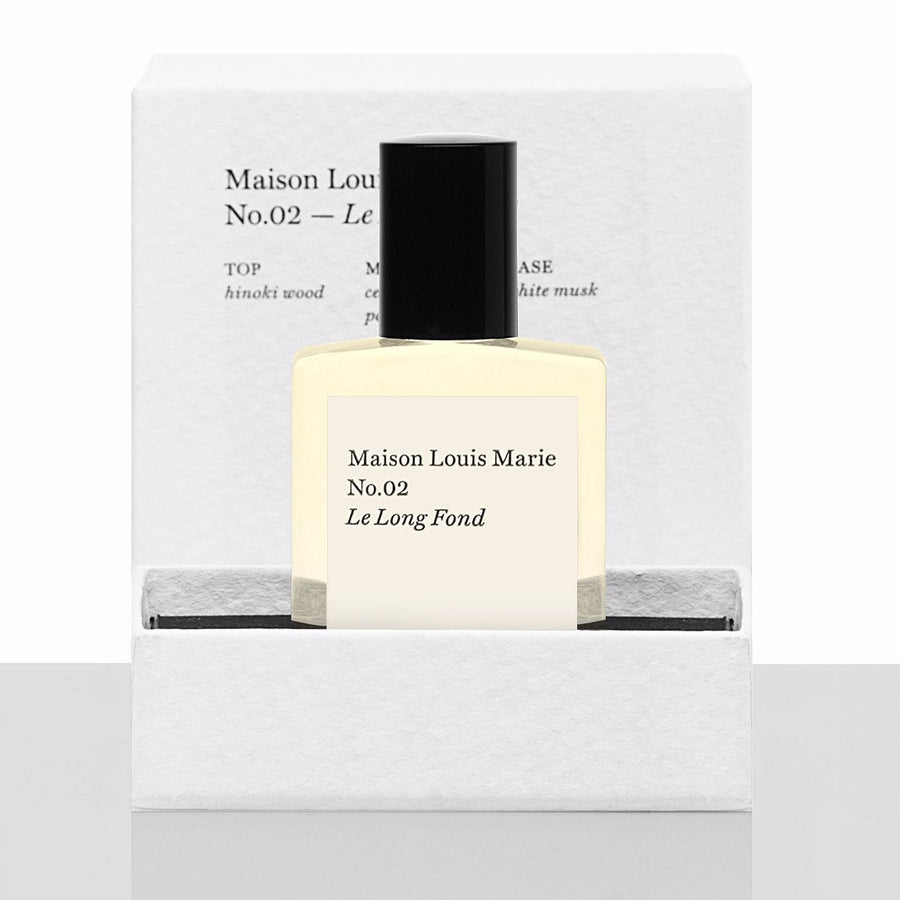 Maison Louis Marie No.02 Perfume Oil