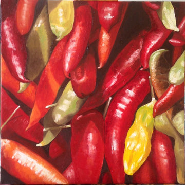 Chillis - Jo Chandler