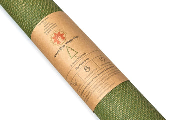 Planet-Friendly Yoga Mat (4mm) by Complete Unity Yoga