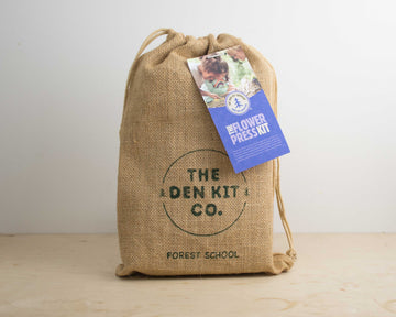 Flower Press - The Den Kit Co