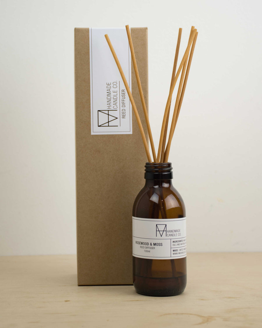 Rosewood & Moss Diffuser