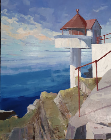 Føløy Lighthouse - John O'Neill