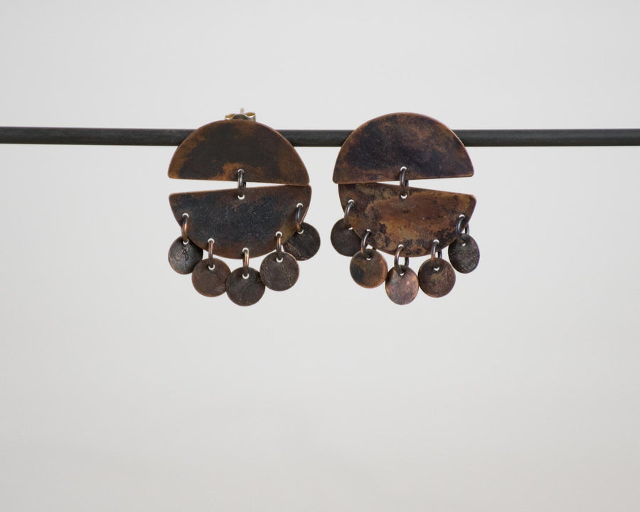 Jangly Nomad Earrings