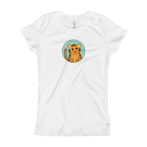Tiger Adorable Animal Tee