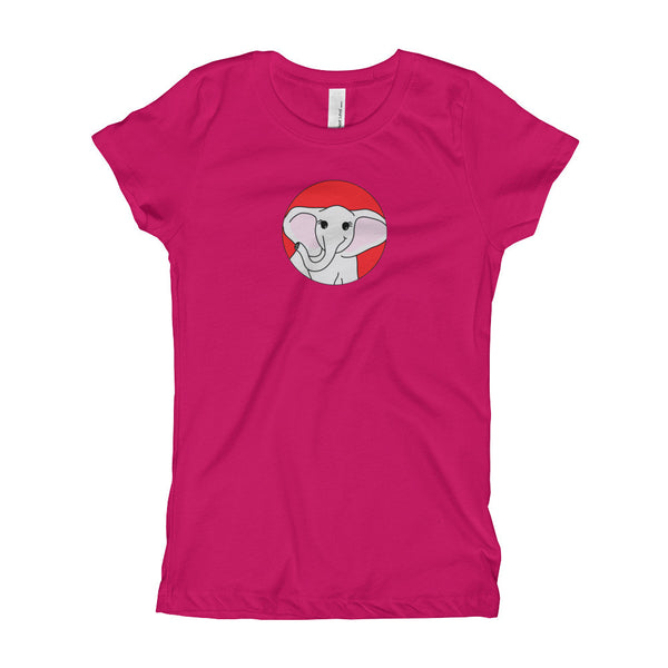 Elephant Adorable Animal Tee