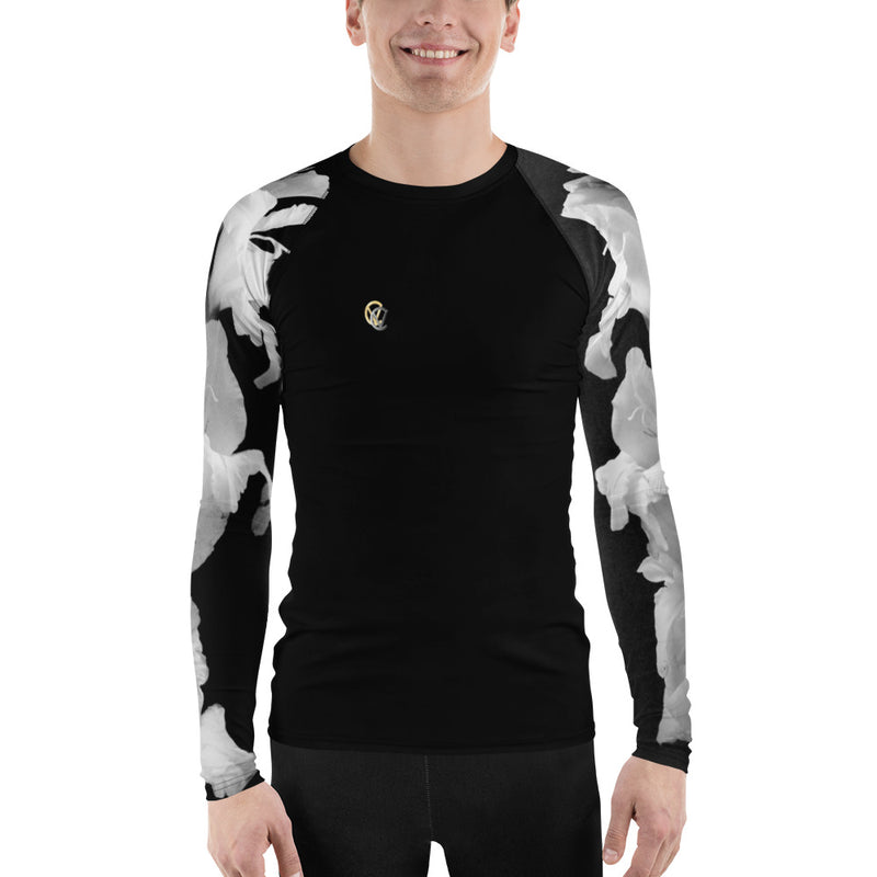 Men's Iris Crash Rash Guard By VENTCRI - Ventcri
