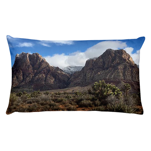 Desert Dweller Rectangular Pillow