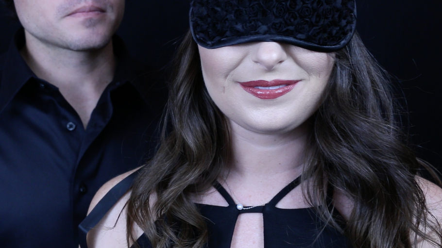 Back to Class: The Eroticism of the Blindfold