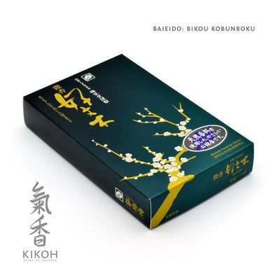 Bikou Kobunboku 90g box cover