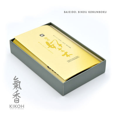 Bikou Kobunboku 90g box inside view