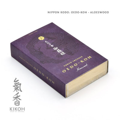 Nippon Kodo Oedo-koh - Aloeswood package front