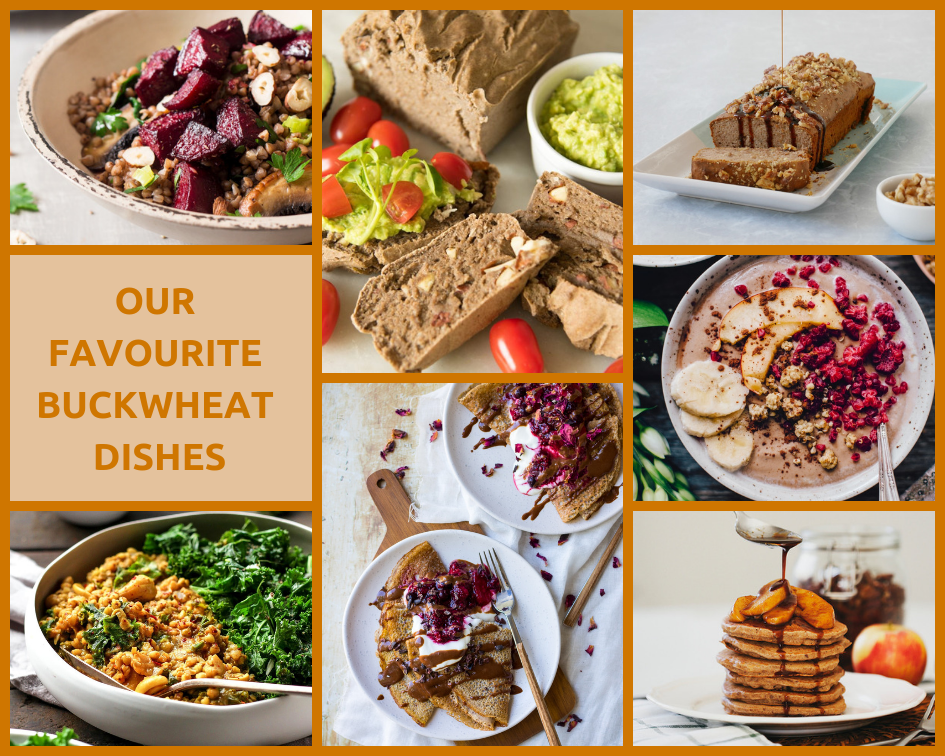 Our Favourite Buckwheat Dishes