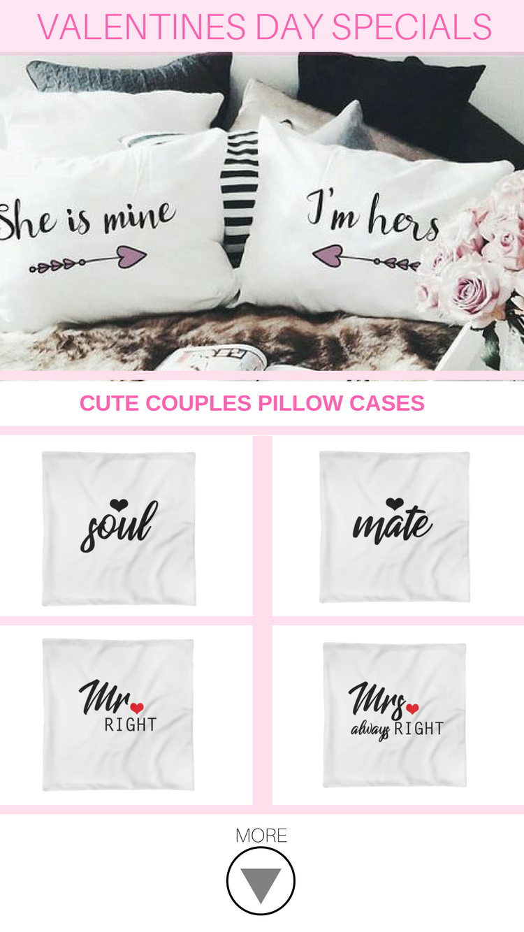 Couples Pillows