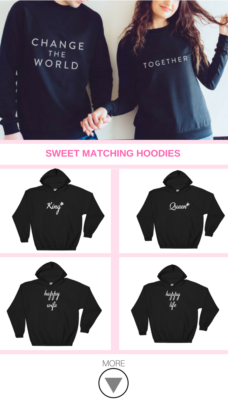 Couples Hoodies