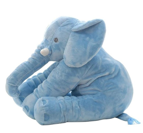 Oversized Plush Elephant