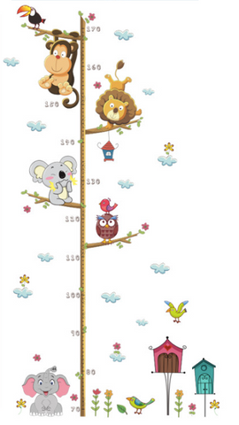 Kids Height Measure Wall Sticker