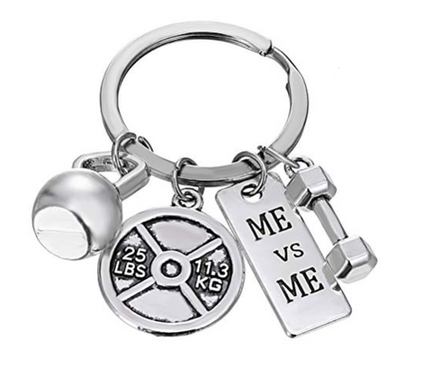 Gym Motivation Keychain Type 2