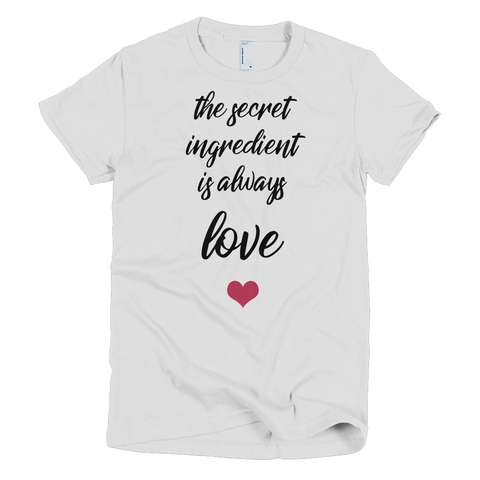 Secret Love Women's Tee