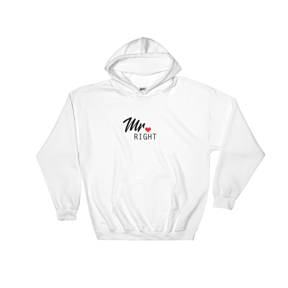 Mr Right Hoodie