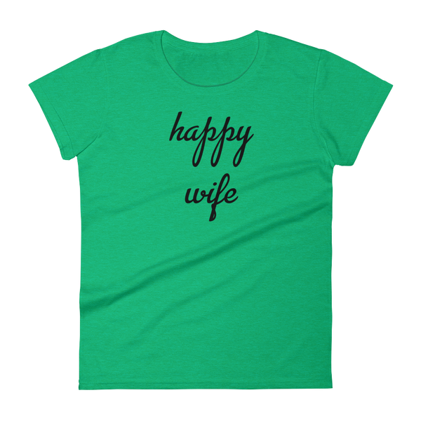 Happy Wife Women's Tee