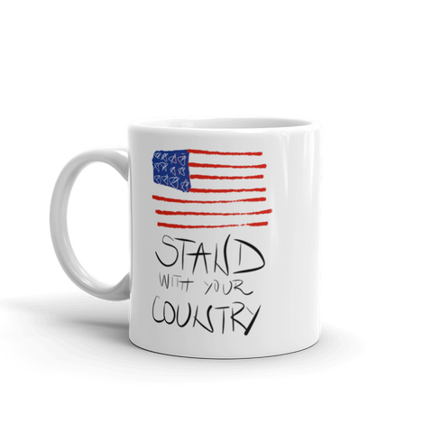 Stand 4 your Country Mug