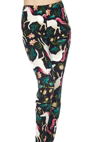 """Fantasy Unicorn"" Leggings"