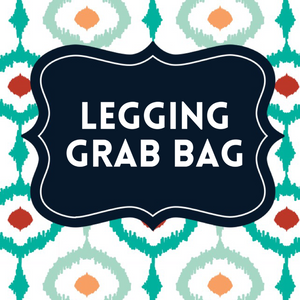 Mystery Print Capri-length Leggings Grab Bag