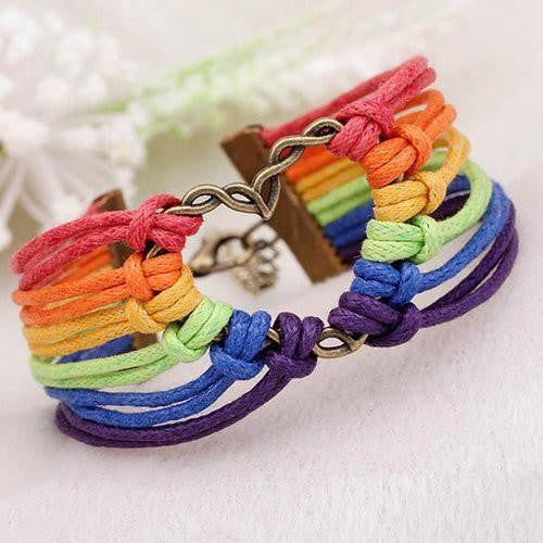 Heart Bracelet - 2017 Collection - gaypridehub
