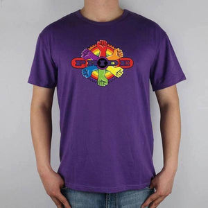 Gay Rainbow T-shirt - LGBT Gay And Lesbian Pride - gaypridehub