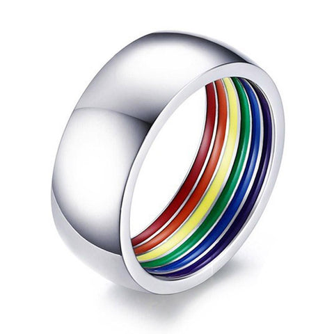Inside Rainbow Ring - 2017 Collection