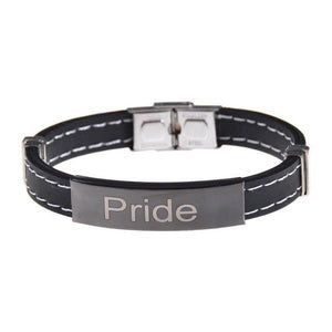 """Pride"" Bracelet - 2017 Collection - gaypridehub"