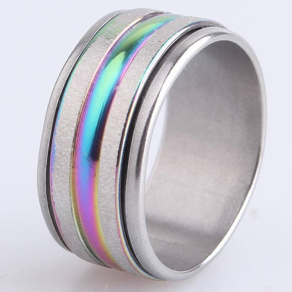 LGBT Love Rainbow ring - Lesbian And Gay Pride