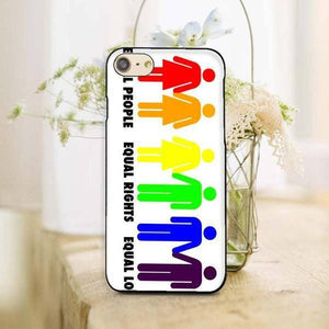 Love Is Love - LGBT case For iphone 7 - gaypridehub