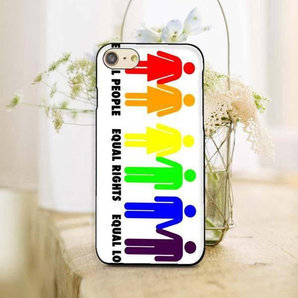 Love Is Love - LGBT case For iphone 7