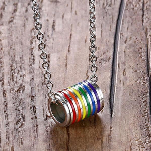 Necklace Rainbow - LGBT Pride - gaypridehub