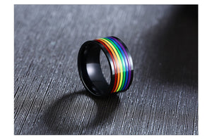 Custom Rainbow Ring - 2019 Collection