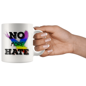 No More Hate Mug