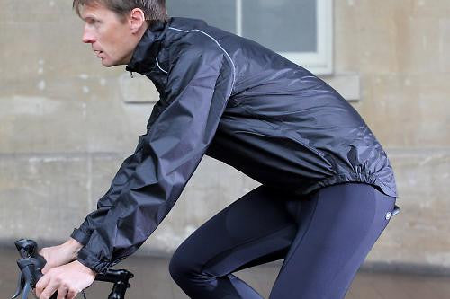 Very light, very thin jacket that manages to pack a load of technical features in a small, light package