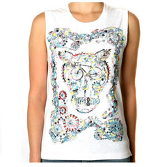 Tank Top Beaded - Ladies