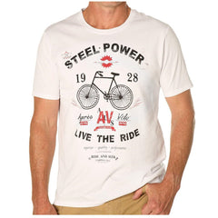 Steel Power Tee