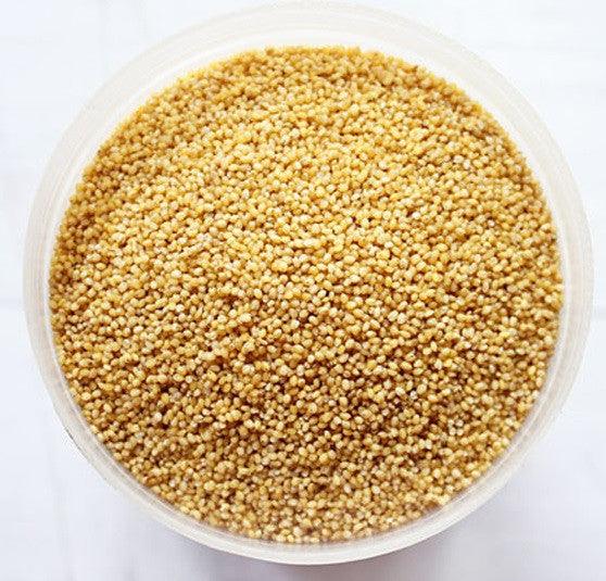 What's Cooking?..............MILLETS